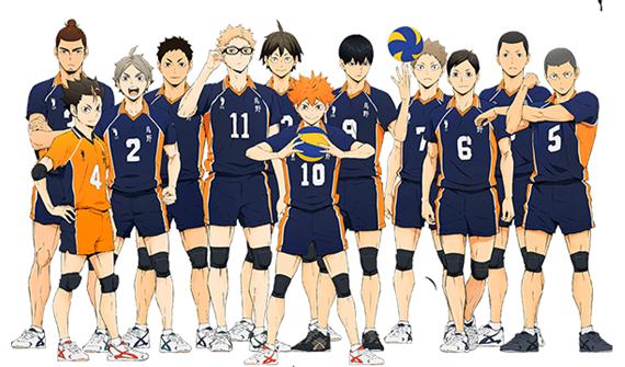 anime esportes olímpicos